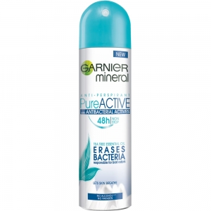 Garnier mineral pure active antyperspirant spray 150ml