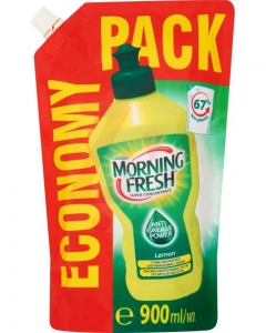 Morning Fresh Balsam do naczyń lemon 900 ml  economy pack