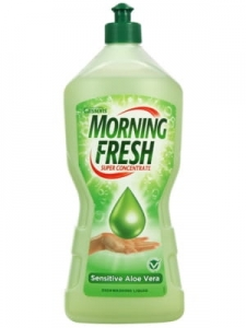Morning Fresh do naczyń sensitive aloe vera 900 ml