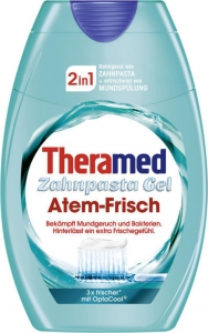 Theramed Atem-frisch pasta żel do zębów 75 ml