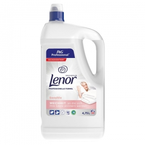 Lenor Professional Sensitiv  do płukania 4,75L 190 płukań