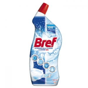 Bref wc gel Fresh Mist  płyn do mycia toalet 700ml