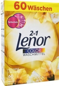 Lenor proszek goldene orchidee do koloru  60 prań 3,9 kg