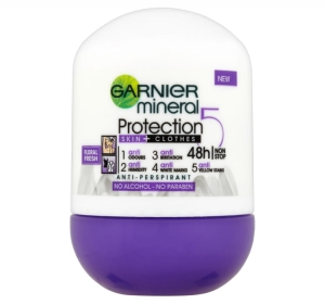 Garnier mineral protection 5 antyperspirant 50ml