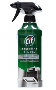 Cif Perfect Finish spray czyści piekarnik i grill 435 ml